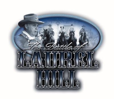 Battle of Laurel Hill Fancy Logo